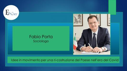 Fabio Porta: Ius culturae universale e italian business community per la ri-costruzione
