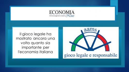 Gioco: ecco quanto è importante per l'economia italiana