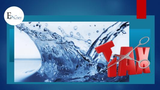 Bonus acqua potabile: a famiglie, professionisti e imprese