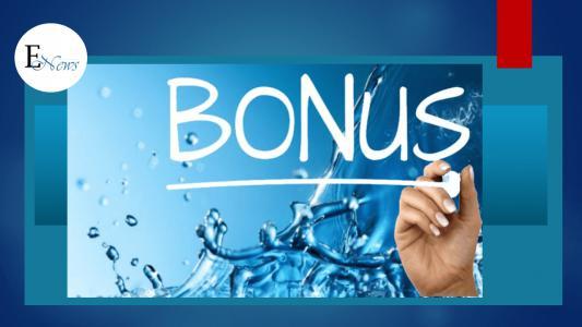 Bonus idrico: 1.000 euro per sostituire sanitari e rubinetti