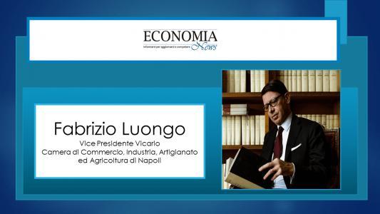 Fabrizio Luongo: green pass per tornare a vivere