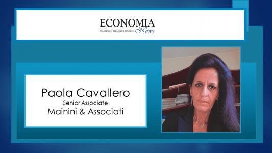 Paola Cavallero: riapertura settore turistico