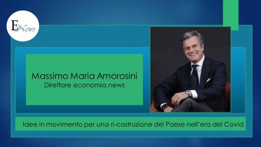 Massimo Maria Amorosini: voltiamo pagina e scriviamo il nostro futuro
