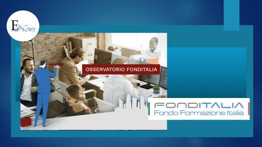 Le imprese di FondItalia e le trasformazioni del lavoro