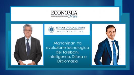 Afghanistan tra evoluzione tecnologica dei Talebani, Intelligence, Difesa e Diplomazia
