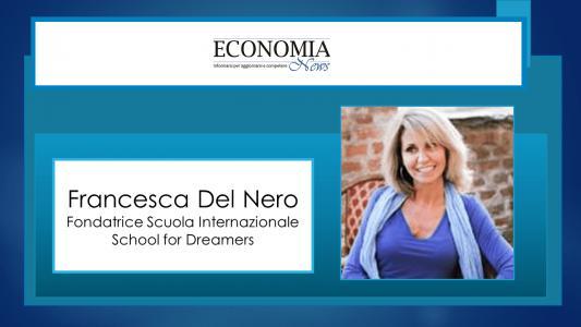 Francesca Del Nero: ripartenza con risveglio di coscienza diffuso