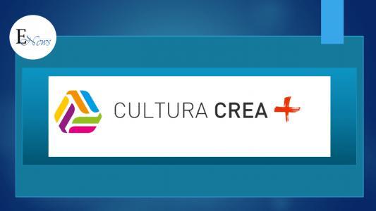 Cultura Crea Plus: chiusura bando