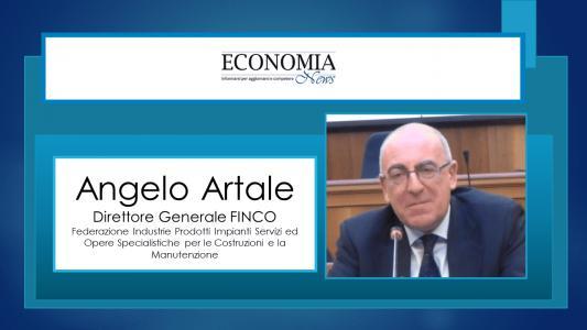 Angelo Artale: Scuole, Imprese e Casa in era Covid