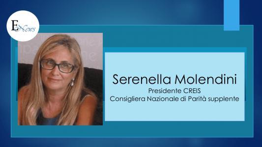 Serenella Molendini: Donne costruttrici di futuro