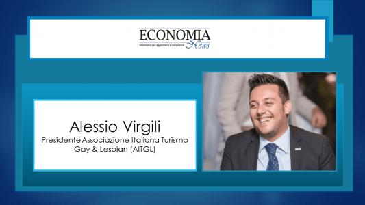 Alessio Virgili: l'Italia il prossimo 26 aprile può e deve riaprire