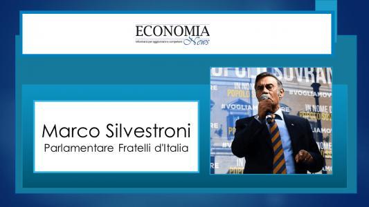 Marco Silvestroni: basta con spot politici, servono certezze