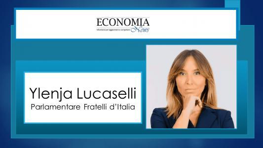 Ylenja Lucaselli: solo con vere riforme saremo al passo con l'Europa